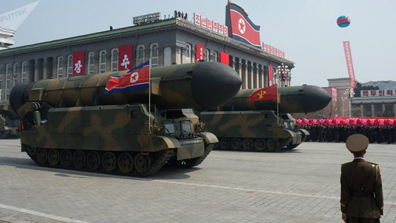 North Korea's Nuclear Supplies Trade
