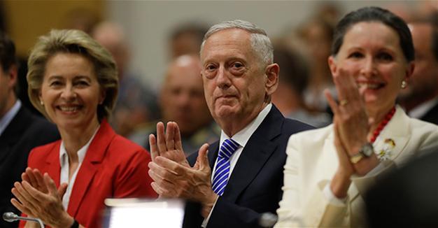 US, Turkish ministers meet amid split over YPG