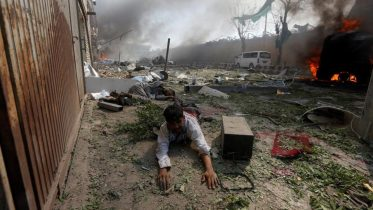 90 killed in Kabul blast