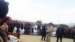 Taliban, Pakistan Blamed For Funeral Attack