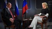 Putin to NBC host: