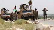 Weary Afghan Army Fights On