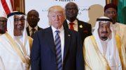 Trump Wades Into Diplomatic Spat
