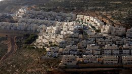 Israel approves largest West Bank settlement