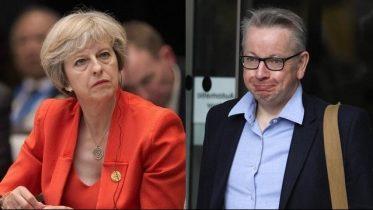 Britain: PM Theresa May brings back foe