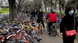 China Bike-share Revolution
