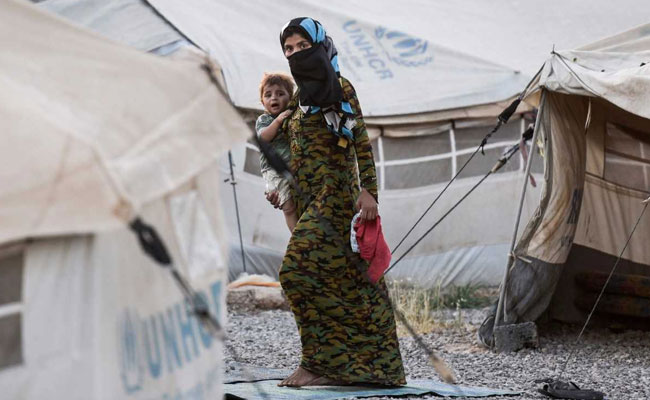 Mosul Mothers Unable To Breastfeed