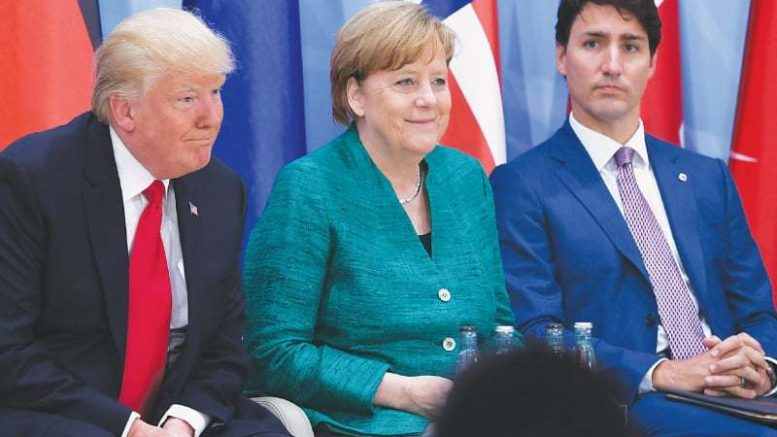 Stormy G20 ends