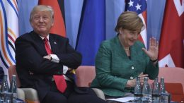 Trump Makes News at G-20 Summit