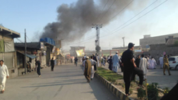 Parachinar suffer from post-traumatic stress disorder