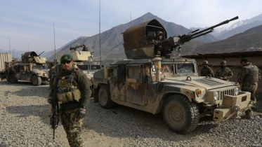 امریکا افغانستان کې خپلو پوځیانو دپاره نور مهمات لیږلي