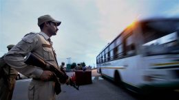 Police say Lashkar terrorist from Pakistan