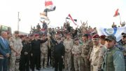 Iraqi PM declares victory over Islamic State i
