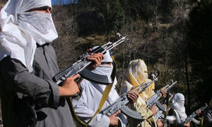 'Next generation of militants