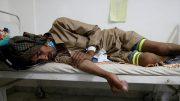 UN relief chief makes plea to save Yemen