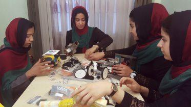 Trump help Afghan girls