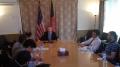 ویلیم برون فیلډ: افغانستان کې د تروریزم او نشه يې توکو کواښ نه بیلیدونکی دی