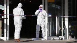 Hamburg supermarket stabbing