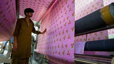 Pakistan loses textile export share