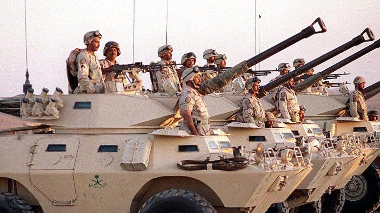 Saudi's Plan about Qatar