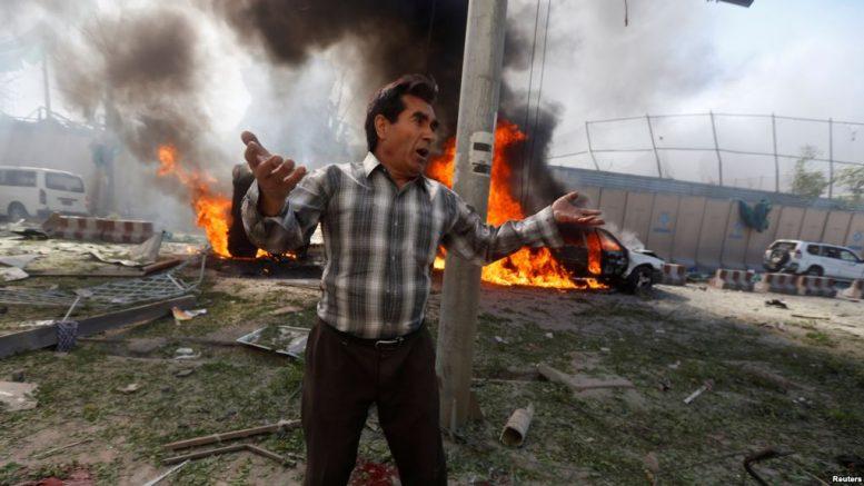 یوناما: په تیرو شپږو میاشتو کې ۱۶۶۲ ملکي افغانان وژل شوي