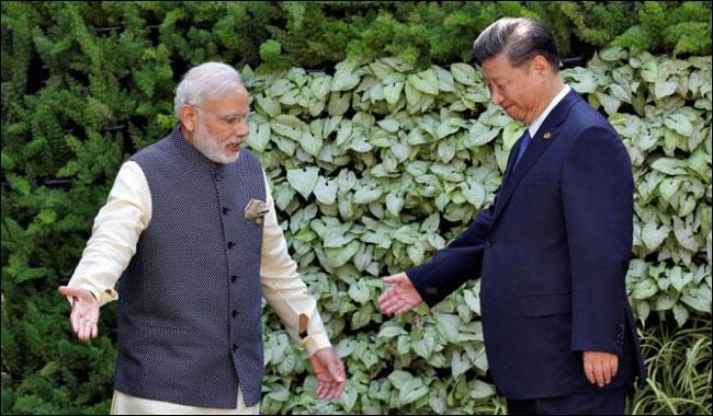 China - India Sikkim issue