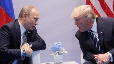 Trump secret dinner with Putin