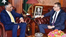 Pakistan - Russia Ties