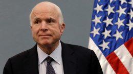 Sen. John McCain diagnosed with brain cancer