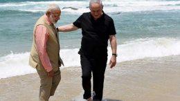 Netanyahu - PM Modi Conversation