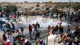 violent in Israel