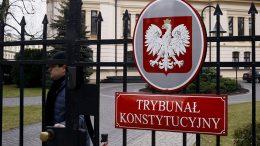 Sanctions on Warsaw