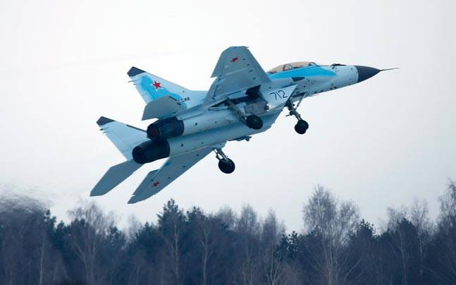 fighter jet MiG-35 to India