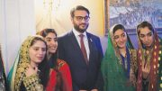 Afghan girls team, trip to Washington