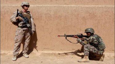 Afghan uniforms