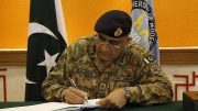 Pak Army Chief 'concerned'