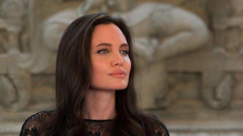 Angelina Jolie cast her new movie