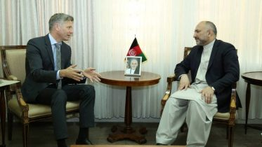 Germany pledges to expand economic and security support to Afghanistan