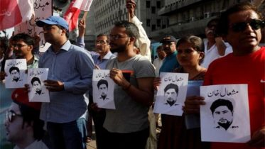 Pakistan abducts own citizens