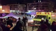 Eight wounded in France mosque shooting