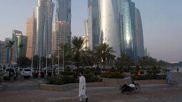 Make Qatar Vassal of Saudi Arabia