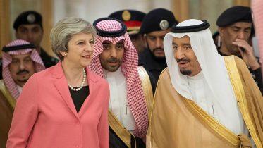 Theresa May 'sitting' on UK terrorism funding