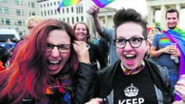 Same-sex marriage legal in Germany now