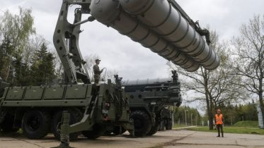 S-400 Missile Systems Contract