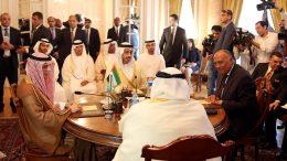 Saudi Terror Allegations Against Qatar