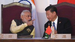 Modi-Xi meeting