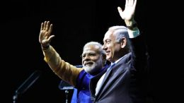Modi's visit to Israel