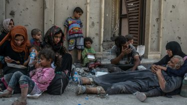Mosul's residents