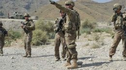 US exploring withdrawal option for Afghanistan