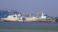 China Adds Monster Supply Ship to Burgeoning Fleet